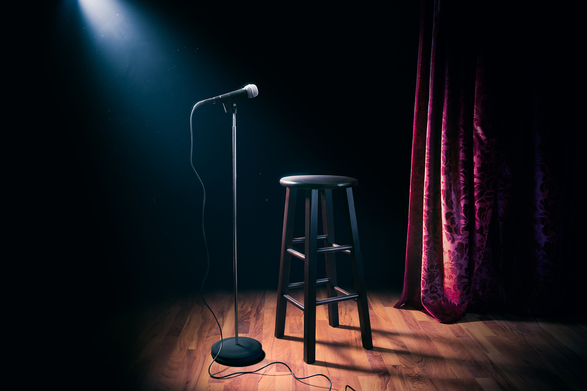Stand-up comedy workshop