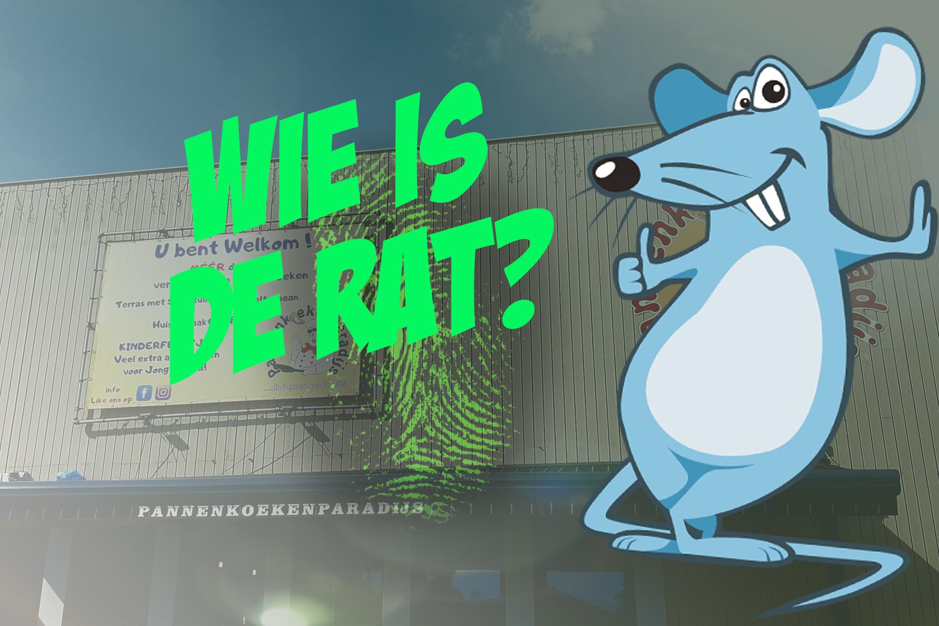 Wie is de rat?